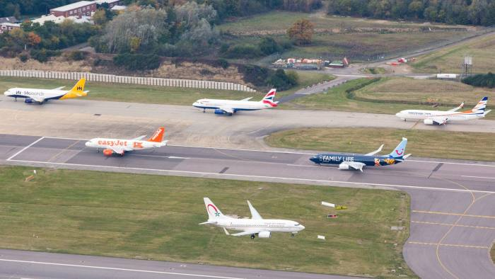 Airlines' take-off and landing rights will need to be replicated when the UK leaves the EU