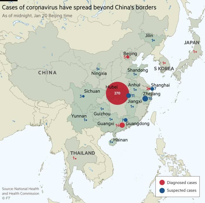 cases of coronavirus in shanghai