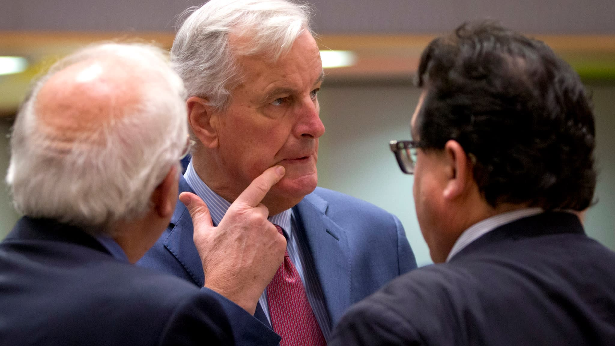 EU ministers push Barnier for demands on future relationship | Financial Times