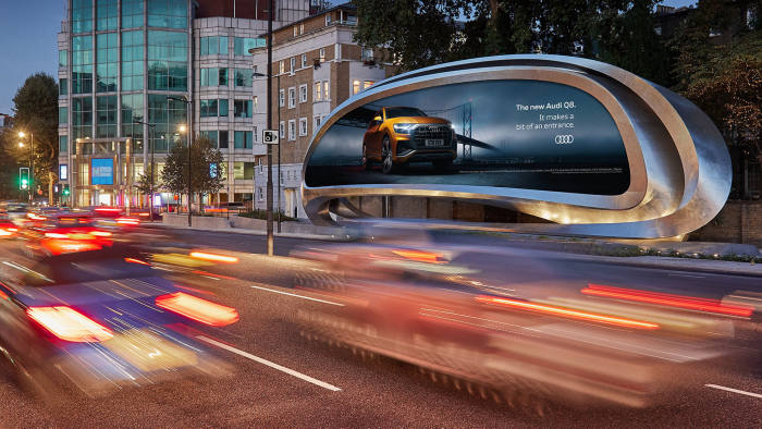 Outdoor advertising market poised to eclipse newspapers ...