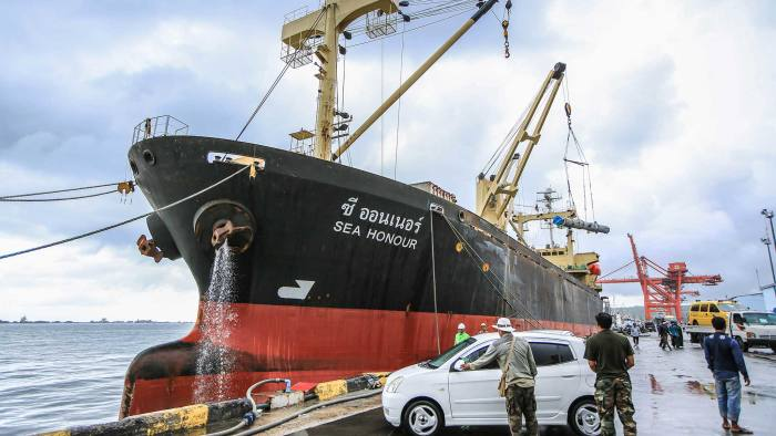 Sihanoukville Autonomous Port is now one of the fastest-growing ports in the region and is undergoing expansion under Japanese aid