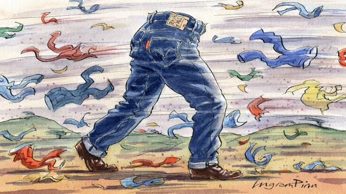 eaa0fbbc1c6 Levi Strauss is as enduring as a pair of vintage jeans | Financial Times