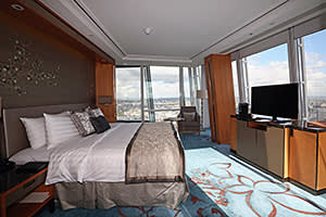An Iconic City View room