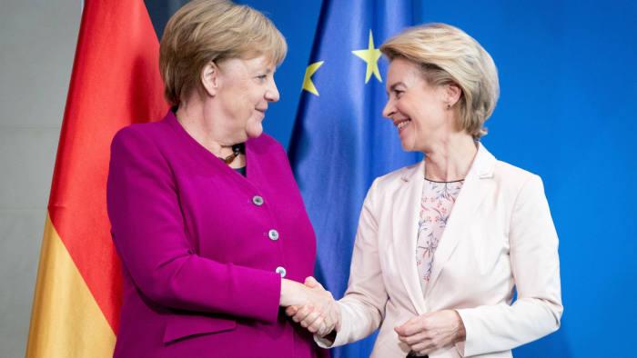 Von Der Leyen Defies Macron Over Balkans Eu Accession Financial Times