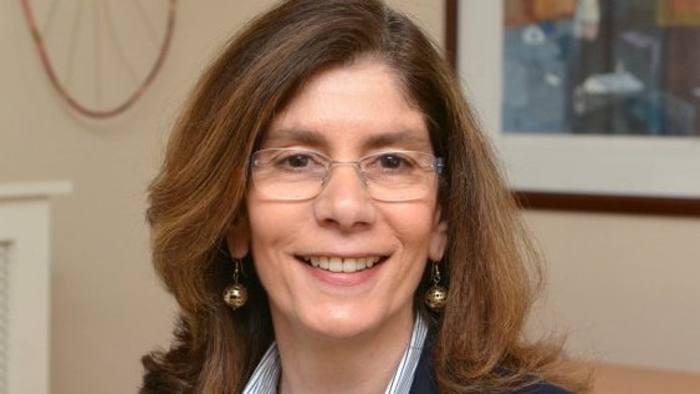 Penny Goldberg (also known as Pinelopi Goldberg) Yale and chief economist at Workd Bank. free image Credit: Michael Marsland, Yale University