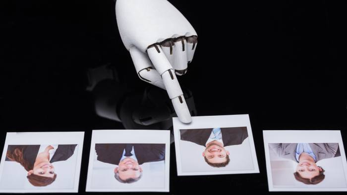 Close-up Of A Robot's Hand Selecting Candidate Photograph - Getty Images