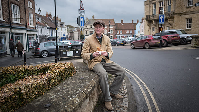 Tom Naylor-Leyland and the foodie town of Malton in Yorkshire for special reports
