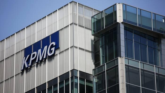 KPMG worst among Big Four as median gender pay gap rises to 28