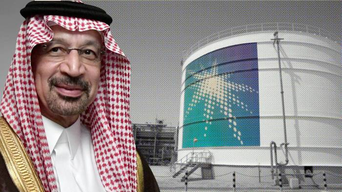 Saudi Aramco battles oil ministry over use of company funds
