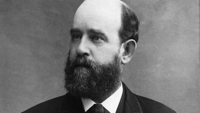 Henry George (1839-1897), American economist who developed a single-tax theory. (Photo by © CORBIS/Corbis via Getty Images)