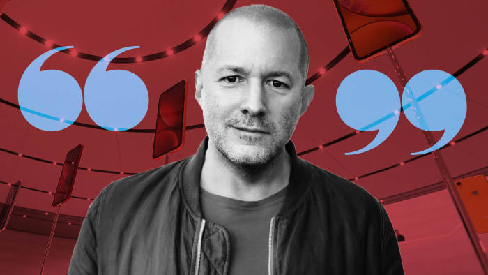 Jony Ive on leaving Apple, in his own words | Financial Times