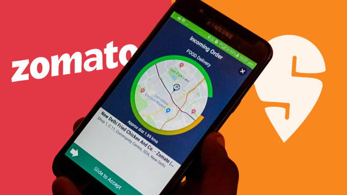Zomato And Swiggys Battle For Indian Food Delivery Heats Up
