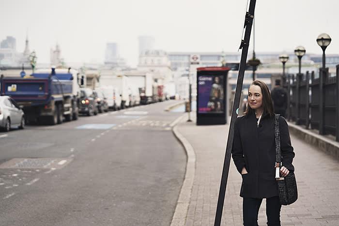Leslie Hook on London's Southwark Bridge
