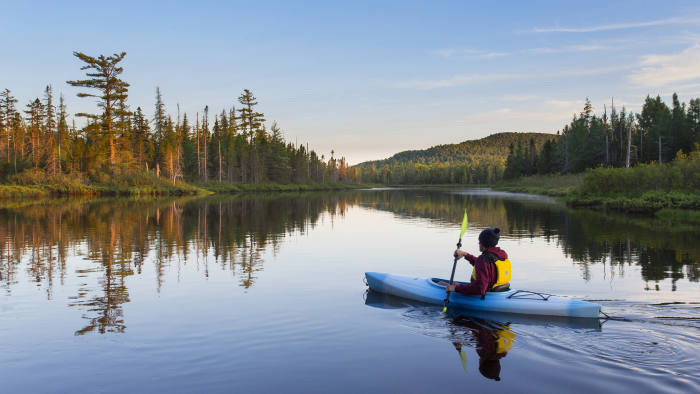 Adirondack Park seeks to revive the great camps of the