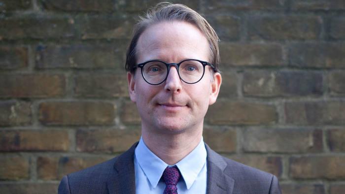 Lars Strannegard, president of the Stockholm School of Economics in Sweden