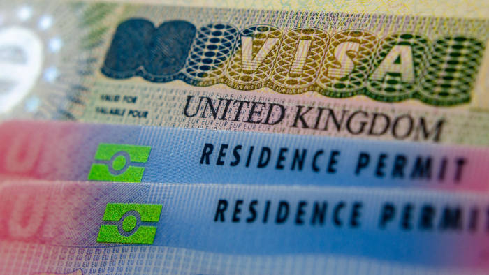Universities Urged To Pay Uk Immigration Fees For Staff Financial Times
