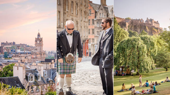 Edinburgh's property offers fringe benefits | Financial Times