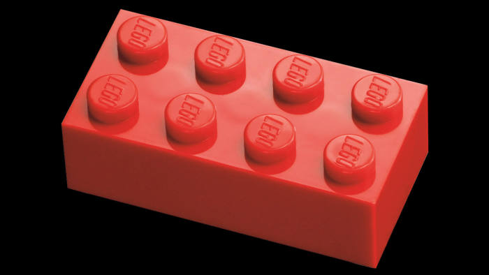 Design classic: the Lego brick | Financial Times