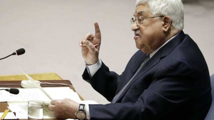 Mahmoud Abbas has alienated the West Bank and the influential youth who make up much of its population