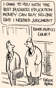 Beale cartoon