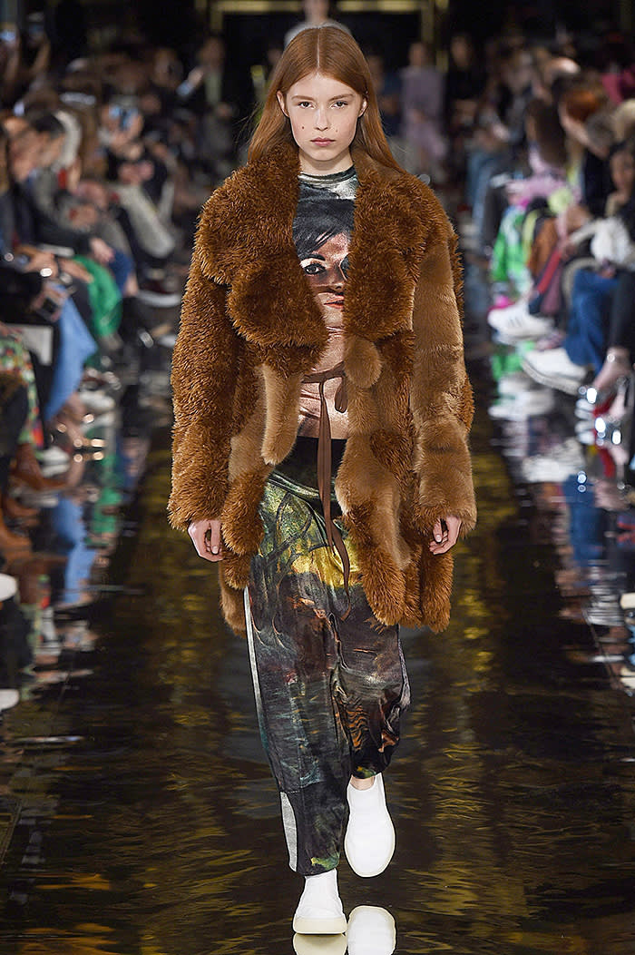 c5a7bb28d427 Paris Fashion Week AW18 trend  the catwalks were fuzzy with furs in France.  But which camp did designers fall into