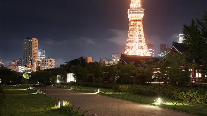 Shiba Kouen, Tokyo