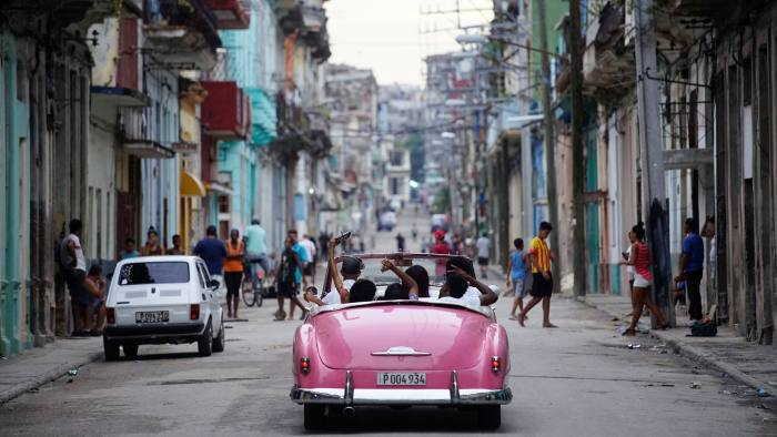 Changing face of Cuba is worth watching for investors