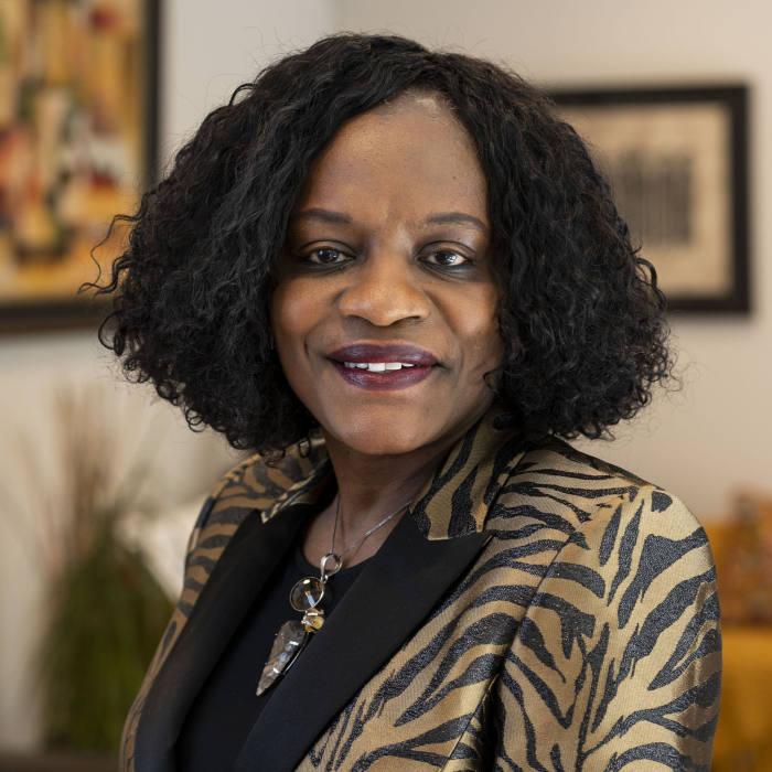 Rhoda Weeks-Brown, general counsel of the International Monetary Fund