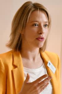 Tanya De Grunwald believes coronavirus is enabling employers to rebadge free work as civic duty