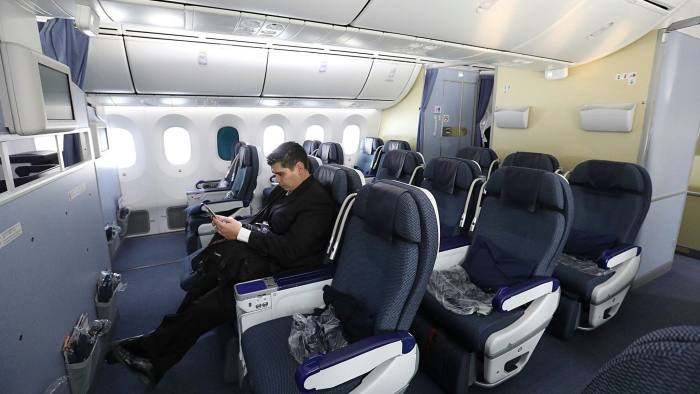 Why Airlines Are Rushing To Add Premium Economy Seats Financial Times