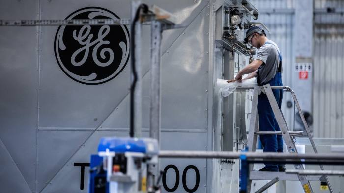 GE to restate earnings on accounting change | Financial Times