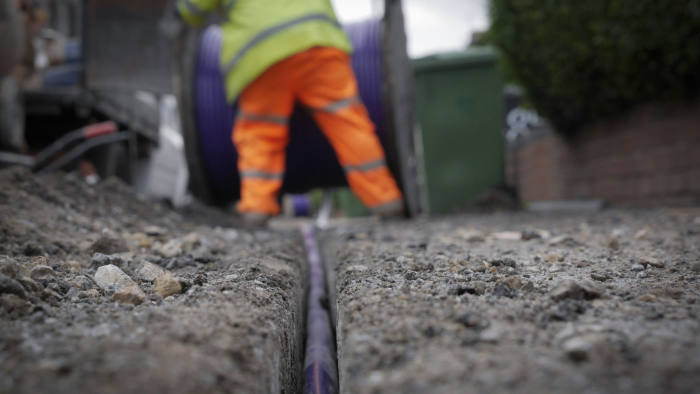 Sky in talks to invest in Liberty Global fibre network