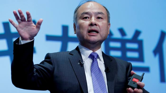 Masayoshi Son believes the deal will help him take on Chinese and Silicon Valley rivals