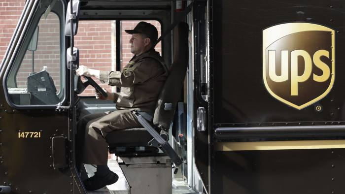 UPS moves to using only electric vehicles in London