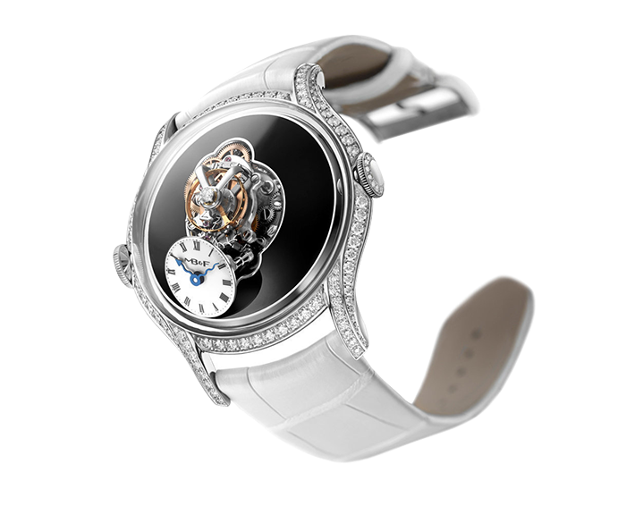 MB&F dome-shaped mechanical watch