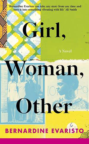 Girl, Woman, Other by Bernardine Evaristo — a celebration of