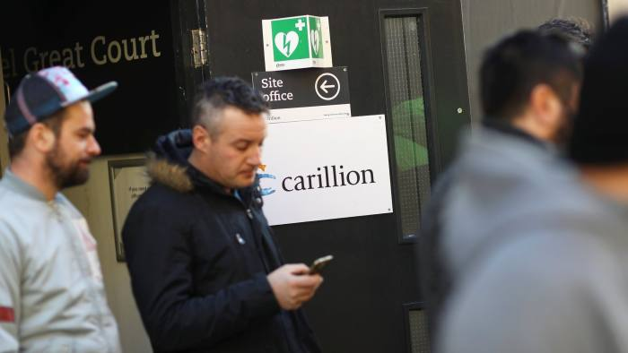Carillion pension crisis shows problem is powers, not payouts