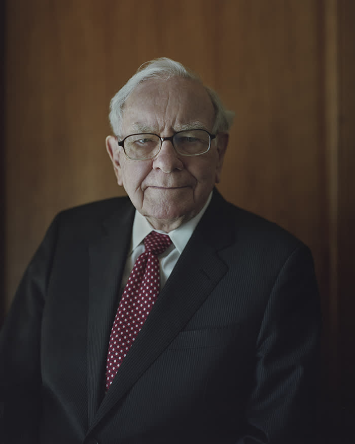"Buffett's ""plain-dealer persona"" is integral to Berkshire's success, prompting speculation about how the company will fare when it is no longer led by him. While he anticipates a ""parade"" of investment bankers peddling ""bullshit"" ideas for spin-offs, he insists that ""no one will have to succumb to that pressure here for a long time"""