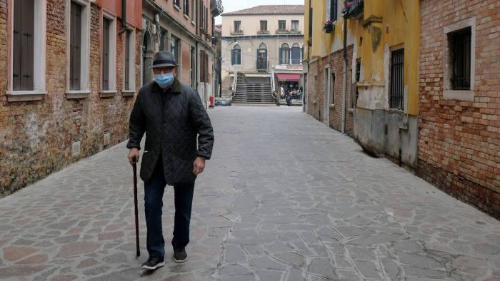 Coronavirus hits Italy's social model hard | Financial Times