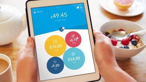 Pocket money goes digital with apps for children as young as