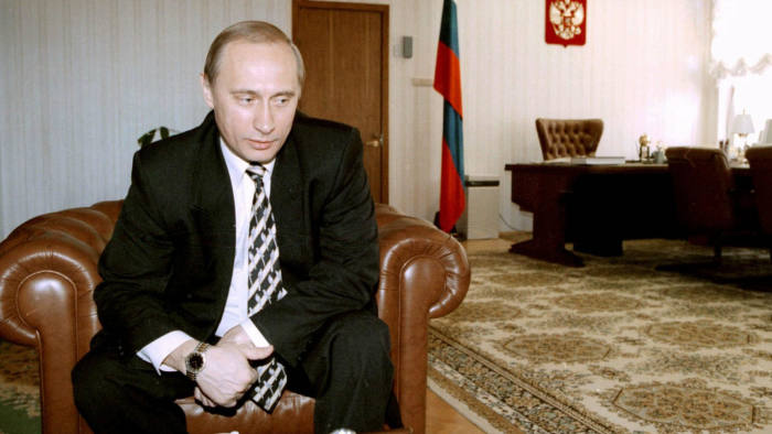 A New Podcast Documents Twenty Years Of Putin S Forceful Presidency Financial Times