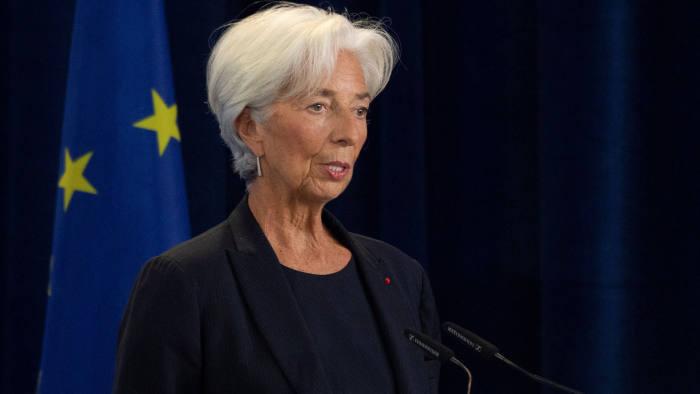 Los ojos del mundo están fijos en las medidas que pueda tomar Christine Lagarde para enfrentar al Coronavirus