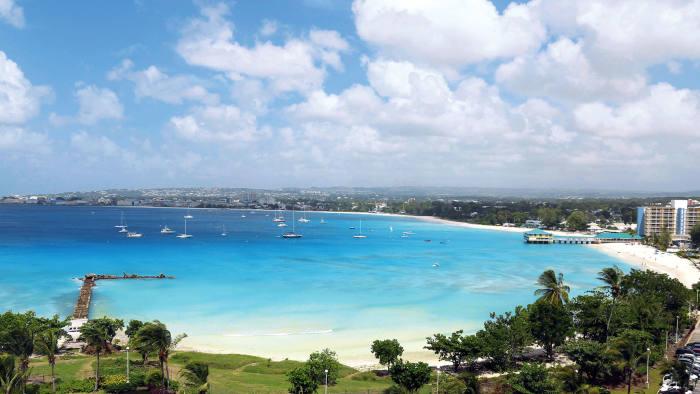 Pebbles Beach, Carlisle Bay, Barbados