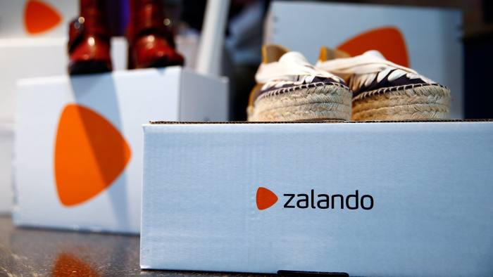 5677350d Zalando to launch in Ireland and the Czech Republic | Financial Times
