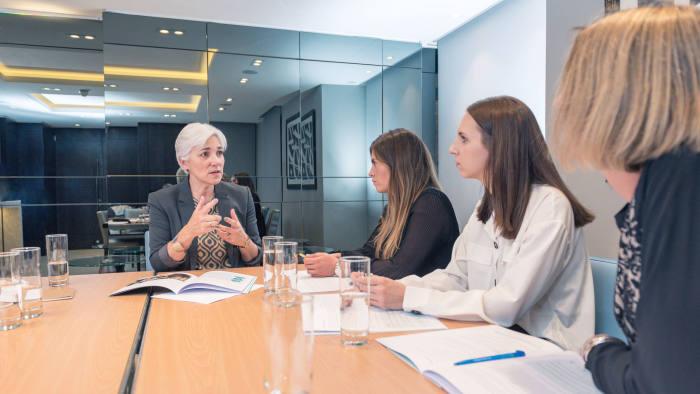 Susan Room, voice coach for women