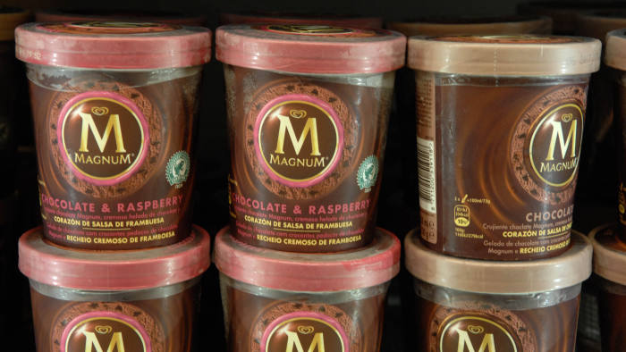 Mandatory Credit: Photo by Newscast/Shutterstock (8521776hh) Magnum,ice cream Stock, Various - 11 Mar 2016