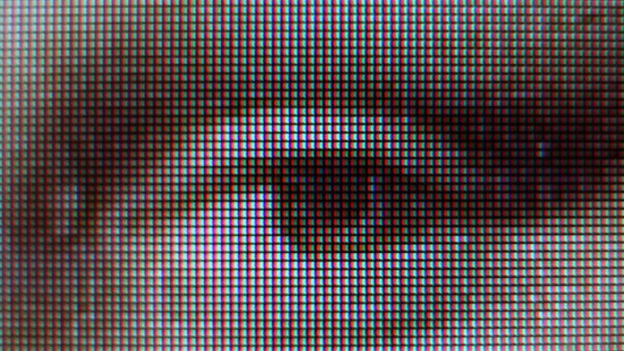 2AHA09T Detail of Mona Lisa, a painting by Leonardo da Vinci