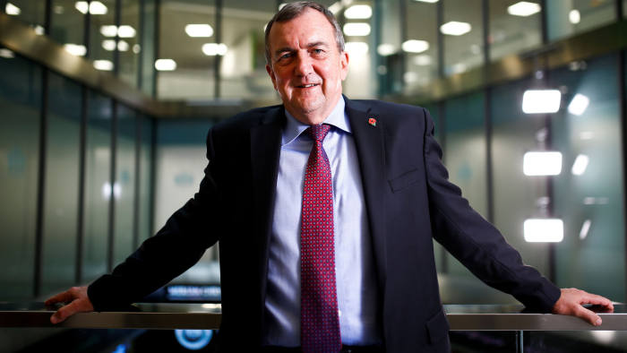 Barrick Gold chief sets sights on conquering mining world