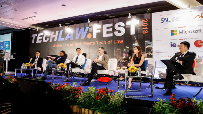 Law of Tech Conference - Smart Regulation for a Smart Nation with Warren B. Chik - Antony Cook - Nathaniel Mangunsong - Zee Kin Yeong - Chong Kin Lim - Drew Napier, Jo Yeo -