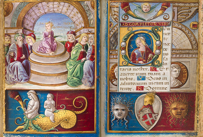 Book of Hours (1493), sold by Jörn Günther Rare Books for €3m